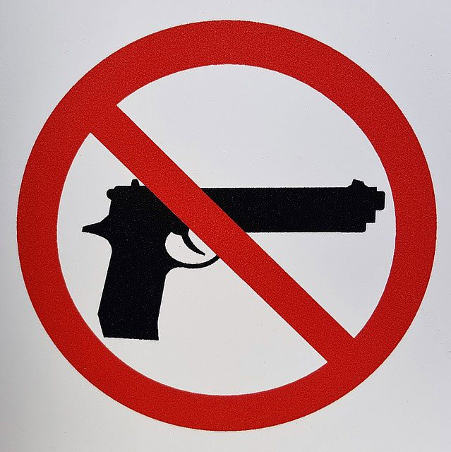 Gun control policies