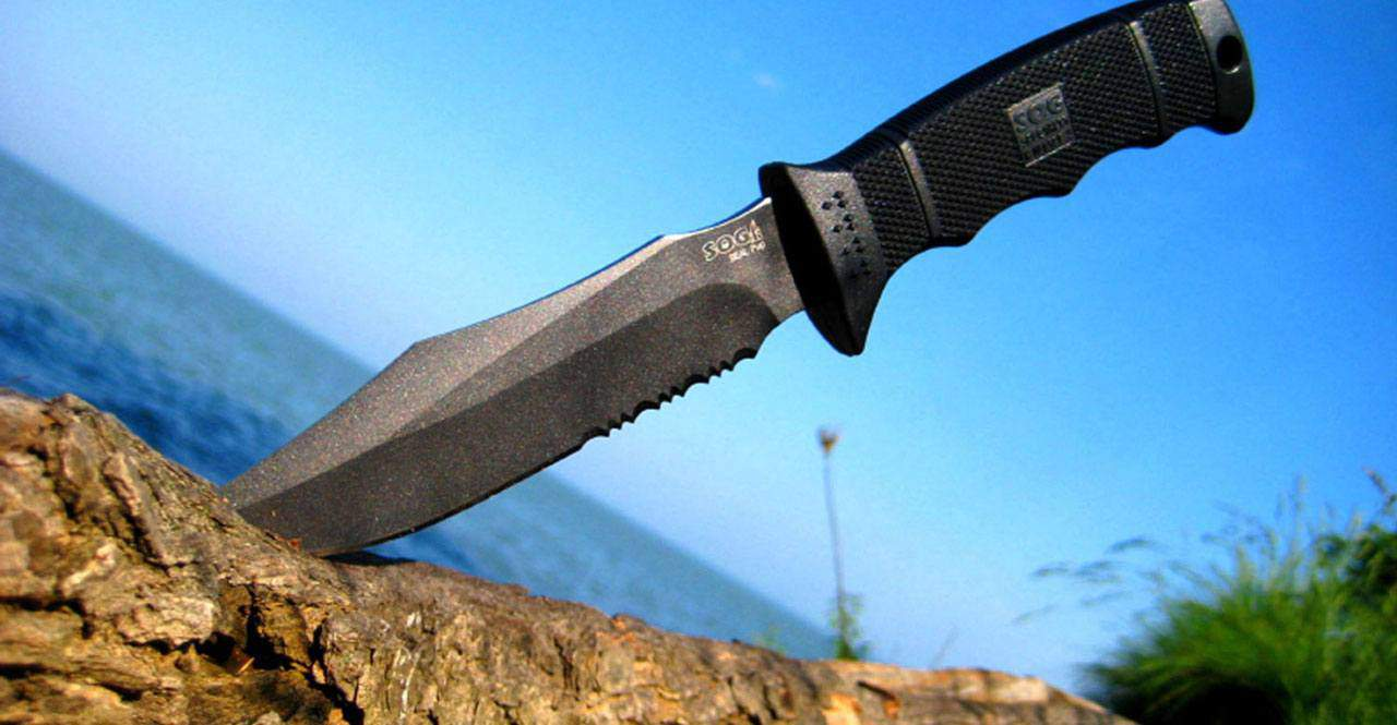 The 10 Best SOG Knives for EDC and Survival - Survivor\'s Fortress