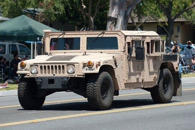 Humvee Truck