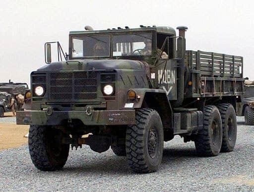 M939 Series Truck
