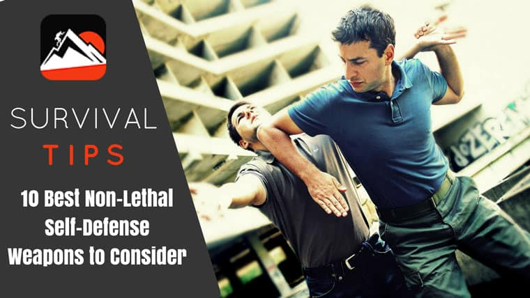 Best Non Lethal Self-Defense Weapons