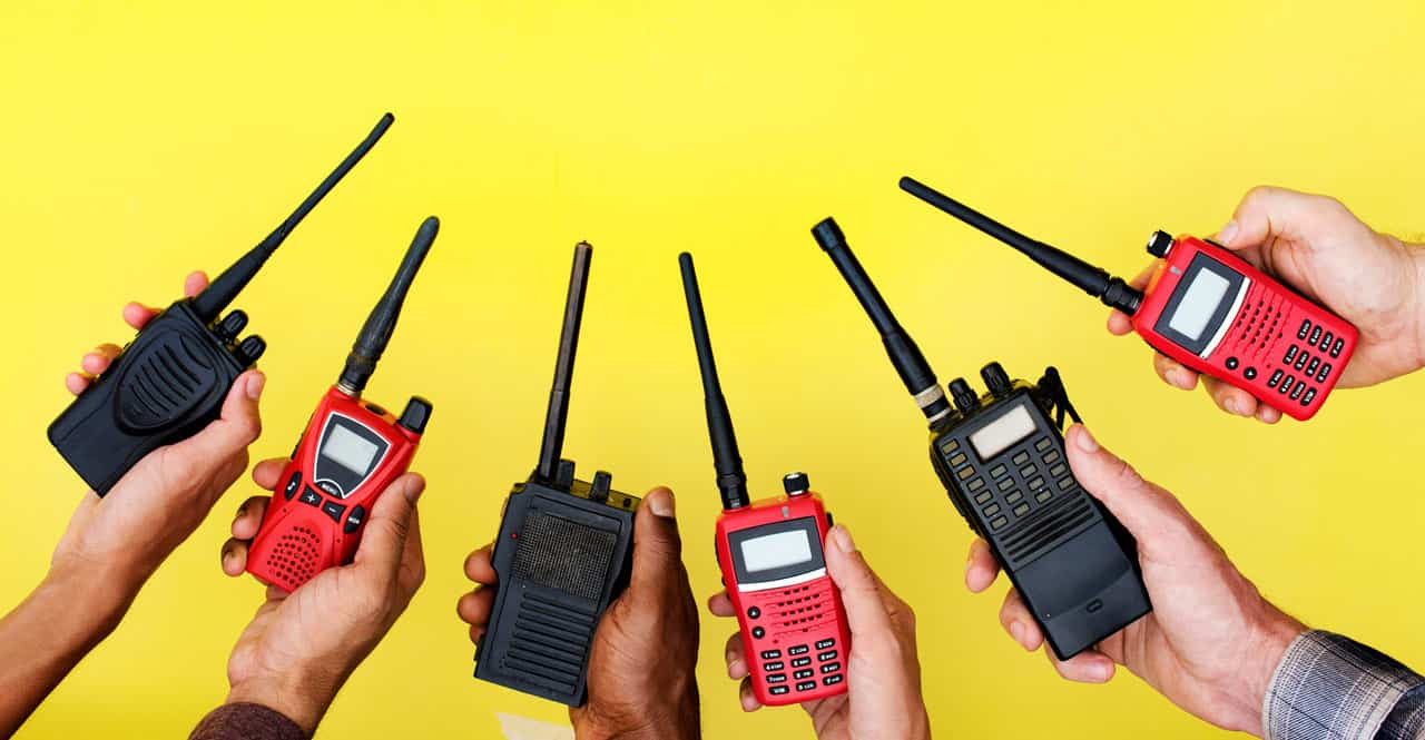 The 8 Best Two Way Radios On The Market for 2019