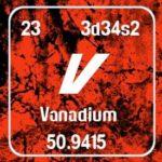 12.-vanadium