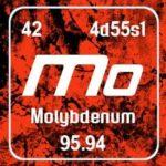 6.-molybdenum