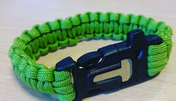 Great Paracord Survival Bracelets