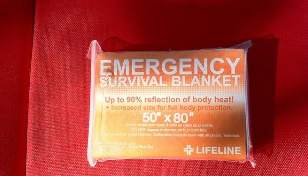 Mylar Blanket for Emergencies