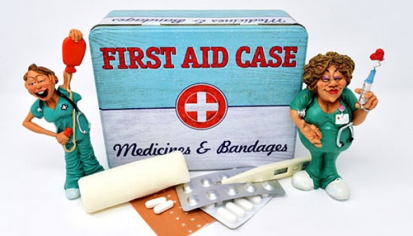 Top First Aid Pouches